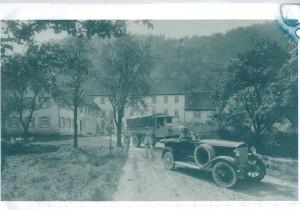 Straub Mühle 1940